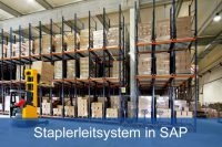 Staplerleitsystem in SAP