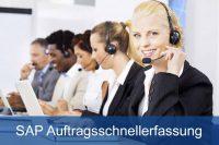 SAP Auftragsschnellerfassung