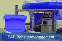SAP Behältermanagement