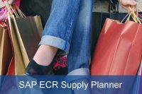 SAP ECR Supply Planner