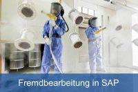 SAP Fremdbearbeitung