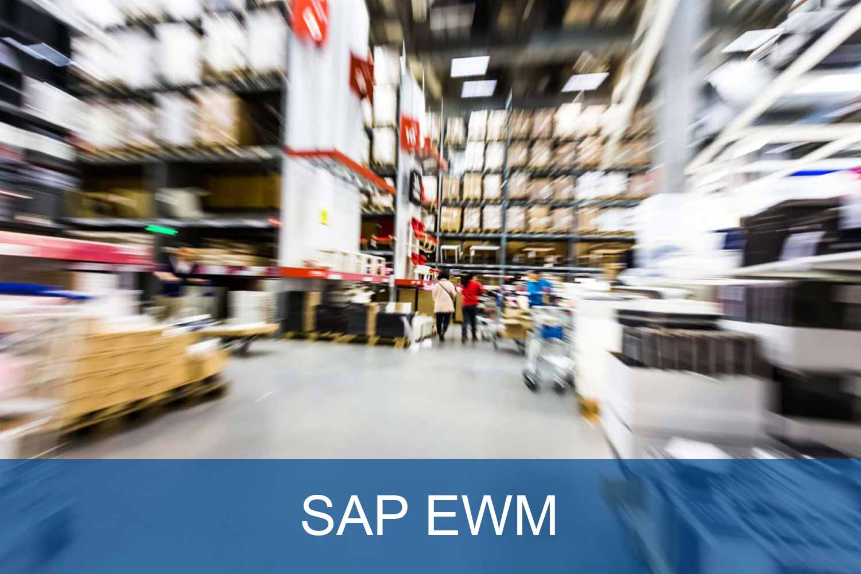 SAP EWM - Extended Warehouse Management Solution