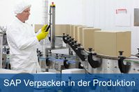SAP Verpacken in der Produktion/Fertiung