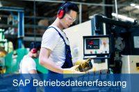 SAP Betriebsdatenerfassung