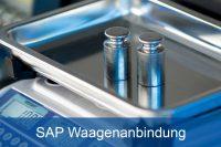 SAP Waagenanbindung