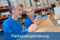 Packstückoptimierung
