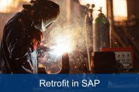 Retrofit in SAP