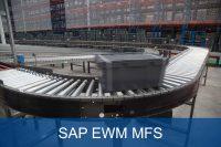 SAP EWM Materialflusssteuerung