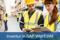 Inventur in SAP WM EWM