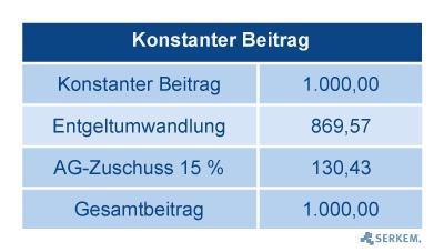 BRSG - Verpflichtender AG-Zuschuss - SERKEM